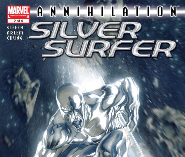 Annihilation: Silver Surfer (2006) #2