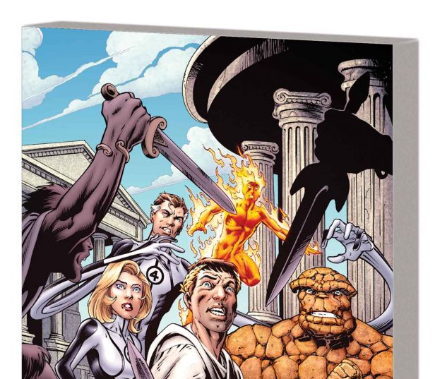 FANTASTIC FOUR VOL. 2: ROAD TRIP TPB (MARVEL NOW)