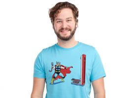 Thor Threadless T-Shirt Collection