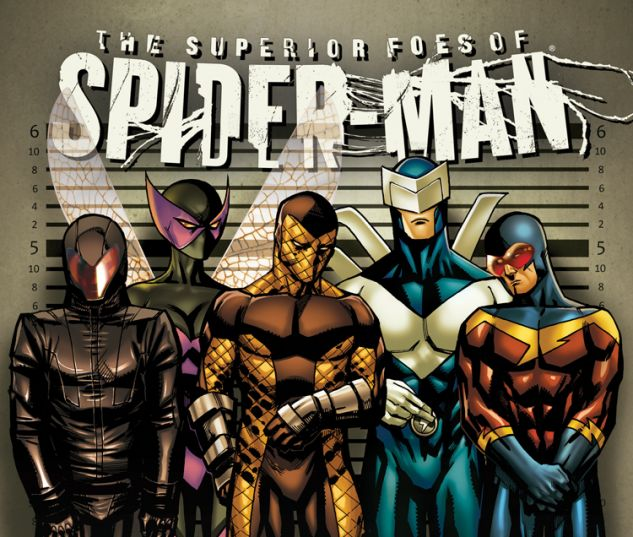THE SUPERIOR FOES OF SPIDER-MAN 8