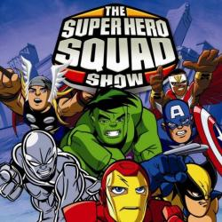 Super Hero Squad: Get Yer Hero on (Digest)