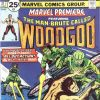Woodgod in MARVEL PREMIERE #31