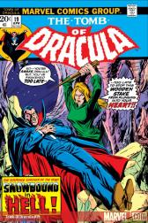 Tomb of Dracula #19 
