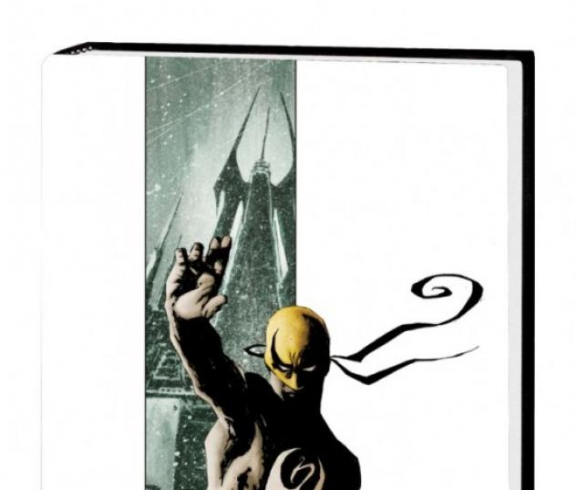 IMMORTAL IRON FIST BY MATT FRACTION, ED BRUBAKER &amp; DAVID AJA OMNIBUS AJA OMNIBUS