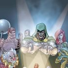 DOCTOR DOOM AND THE MASTERS OF EVIL #2