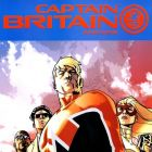Captain Britain and MI13 Up for Hugo Award