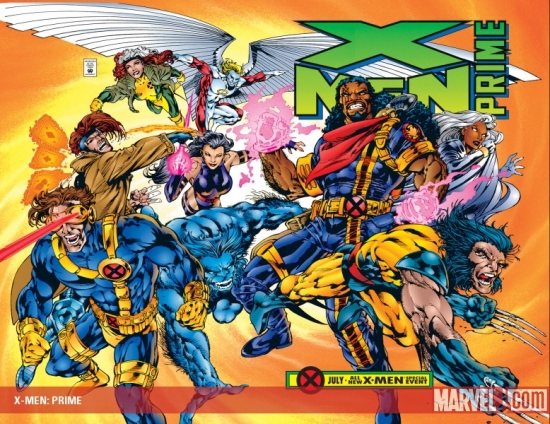 X-Men: Prime (1995) #1