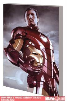 Iron Man 2: Public Identity (Trade Paperback)