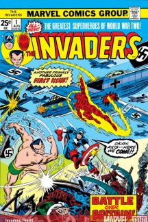 Invaders (1975) #1