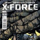 X-FORCE #28 variant cover by David Finch