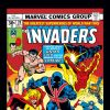 Image Featuring Spitfire, Human Torch (Jim Hammond), Union Jack (Montgomery Falsworth), Invaders, Captain America