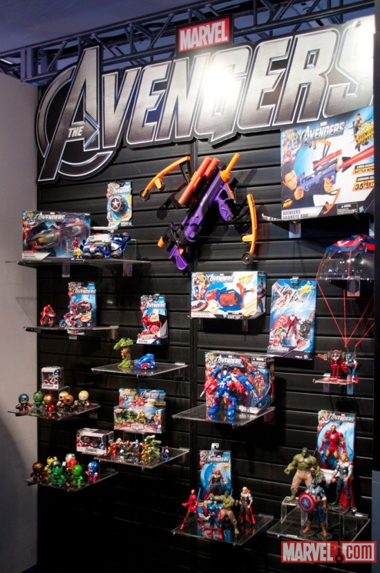 Marvel's The Avengers at Hasbro