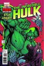 Incredible Hulk #10 cover
