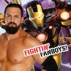 Fightin' Fanboys: Damien Sandow