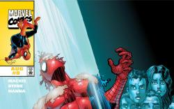Amazing Spider-Man (1999) #8 Cover