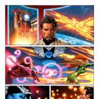 Iron Man (2012) #7 preview art by Greg Land