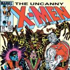 Uncanny X-Men (1963) #192 Cover