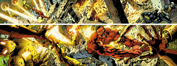 First Look: Age of Ultron #3