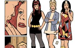 Sneak Peek: Hawkeye #9