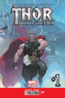 Thor: God of Thunder (2012) #1