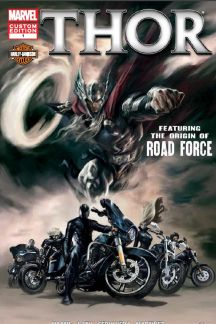 Harley-Davidson Presents Thor In: The Origin Of Road Force #1