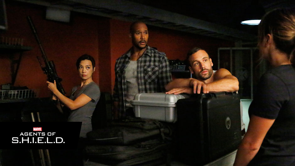 Marvel's Agents of S.H.I.E.L.D - Declassifying: A Fractured House