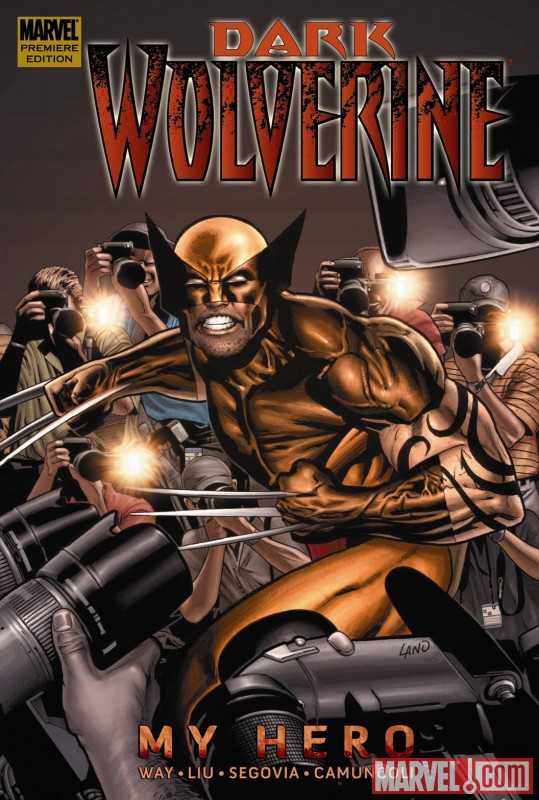 Wolverine: Dark Wolverine Vol. 2 - My Hero (Hardcover)