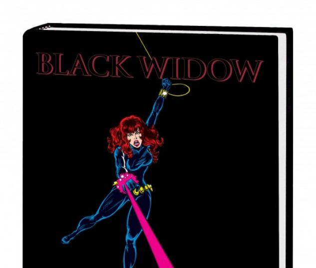 BLACK WIDOW: WEB OF INTRIGUE PREMIERE HC