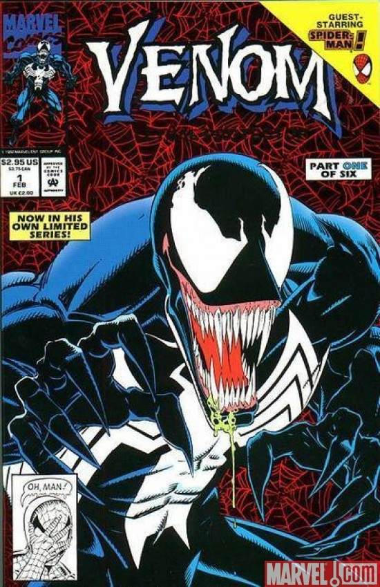VENOM: LETHAL PROTECTOR #1