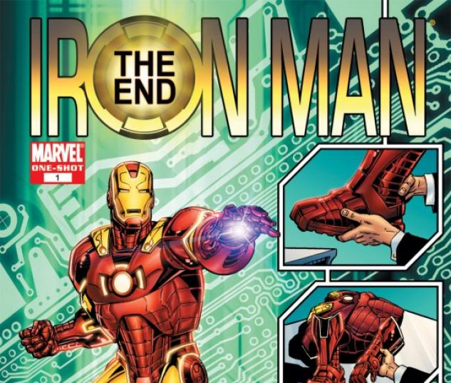 IRON MAN: THE END #1
