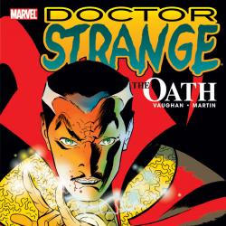 DOCTOR STRANGE: THE OATH #0