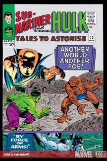 Tales to Astonish (1959) #73