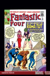 Fantastic Four #19 