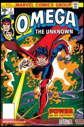Omega: The Unknown #5