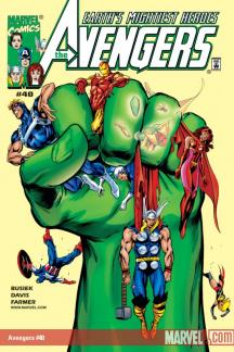 Avengers (1998) #40