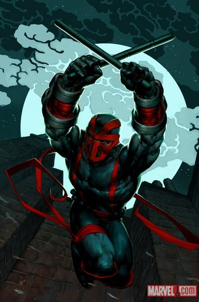 Night Thrasher by Nic Klein