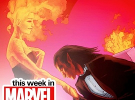 This Week in Marvel Podcast, Episode #15