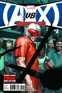 Avx: Consequences (2012) #2