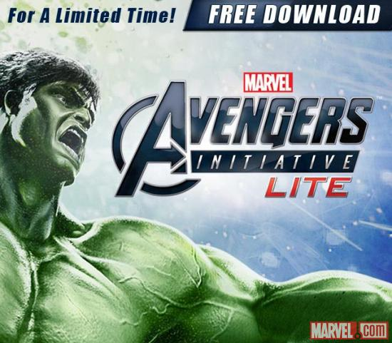 Download the free Lite version of Avengers Initiative now