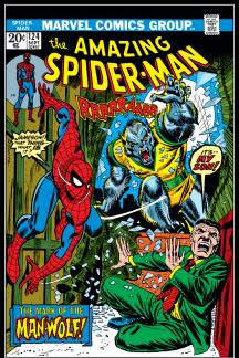 Amazing Spider-Man (1963) #124