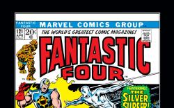 Fantastic Four (1961) #121 Cover
