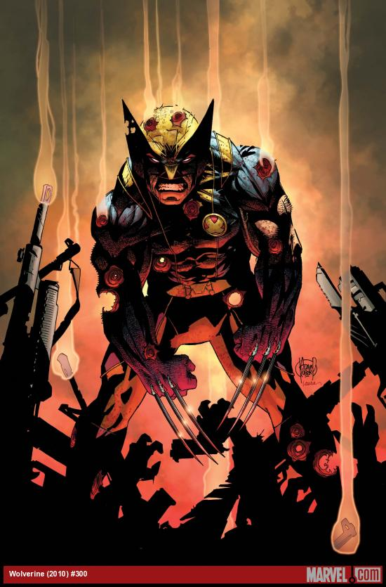 Cover from Wolverine #300