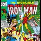 Iron Man (1968) #27 Cover