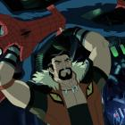 Kraven gets the better of Spidey in Marvel's Ultimate Spider-Man
