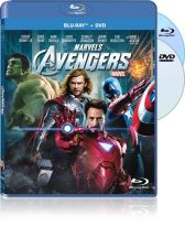 Marvel's The Avengers on Blu-ray