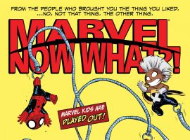 MARVEL: NOW WHAT?! 1 (WITH DIGITAL CODE)