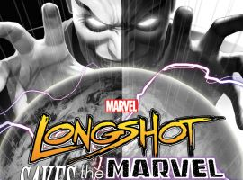 LONGSHOT SAVES THE MARVEL UNIVERSE 4