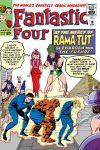 Fantastic Four (1961) #19 Cover