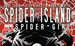 Spider-Island: The Amazing Spider-Girl (2011) #2 Cover