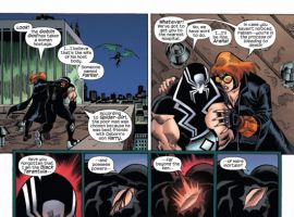 AMAZING SPIDER-GIRL #30 preview page 7